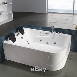 Platinum Spas Sorrento Jacuzzi & Massage Jets 2 Person Whirlpool Bath Tub