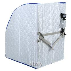 Portable Mica Heating FIR/FAR Infrared Sauna Room Lose Weight Relax mind & body