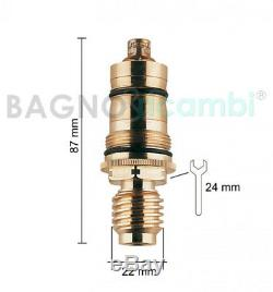 Ricambio cartuccia elemento termostatico per box doccia teuco articolo 81201800