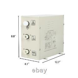 Sauna Telecomand Home Generatore di Vapore TR CON per SPA Doccia 3KW