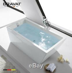 Spa Jacuzzis Air Massage Bathtub 1800mm