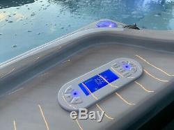 Sunscape Grande 8-10 Person Hot Tub Jacuzzi 3.8m Luxury Spa Ex Demo