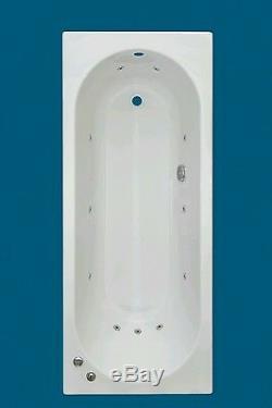 Trojan-Cascade-11-Jet-Whirlpool-Bath-White-Acrylic-1700-x-700-mm-Jacuzzi-Spa