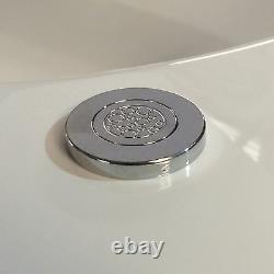 Trojan Elite Solo 1500 x 700mm 24 Jet Whirlpool / Jacuzzi Bath