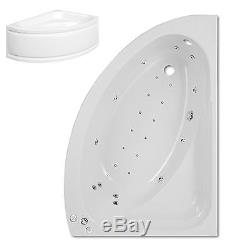 Trojan Orlando 1500 x 1020mm RH Corner 24 Jet Whirlpool / Jacuzzi Bath