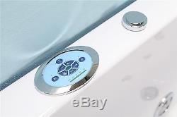 Vasca Bagno Idromassaggio Cromoterapia 2 Pers. Nuova Privilege Bath Tub 180x90