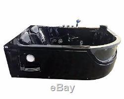 WHIRLPOOL BATH TUB SPA Pegaso CORNER BATH BATHTUB HOT TUB 180 x 120 cm