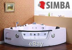 Whirlpool Badewanne Whirlpool Rechteck 2 Personen Neu Spa Tub Hot Tub Bath Tub
