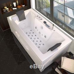 1700mm Whirlpool wanna Prysznic spa wolnostojące Masaż