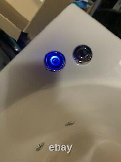 Whirlpool Bath Underwater Jacuzzi Set Of 4 Lights And Switch