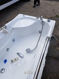 Whirlpool bath 1700