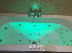 Whirlpool bath 1800 x 800