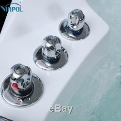 Whirlpool bath Spa Jacuzzis Massage Corner 2 person Bathtub MODEL6148 1350mm